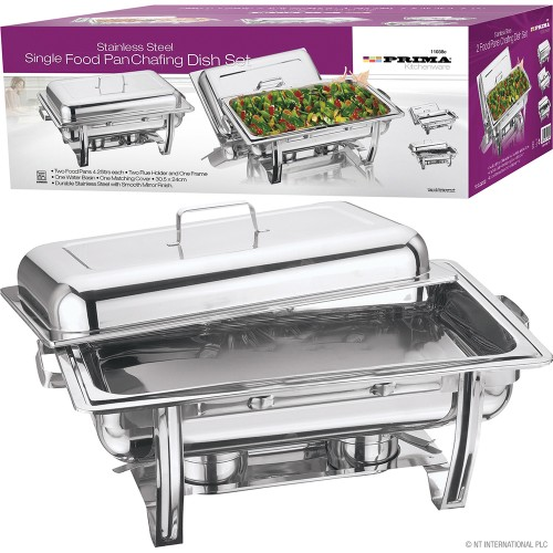 8.5L S/S Chafing Dish (Single)