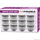 12pc Cups SetinSquare Box