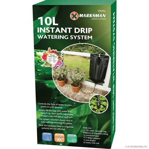 10L Instant Drip Watering System
