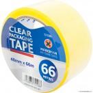 1pc 24 Rolls Clear Tape  in Display Box 48mm x 75m