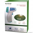 FOREHEAD DIGITAL INFRARED THERMOMETER NON-CONTACT WITH INSTANT ACCURATE READING, FEVER ALARM AND MEMORY FUNCTION